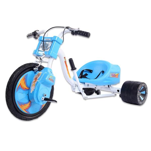 Fun Wheels Blue Rechargeable Rip Drifter