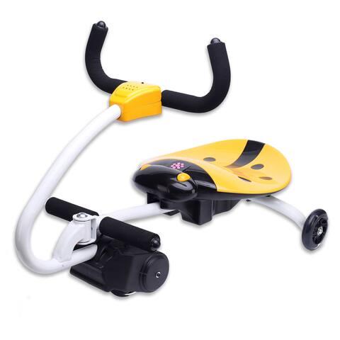 Fun Wheels Squiggle Bug Scooter - Yellow