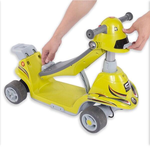 Fun Wheels 3-in-1 Rider