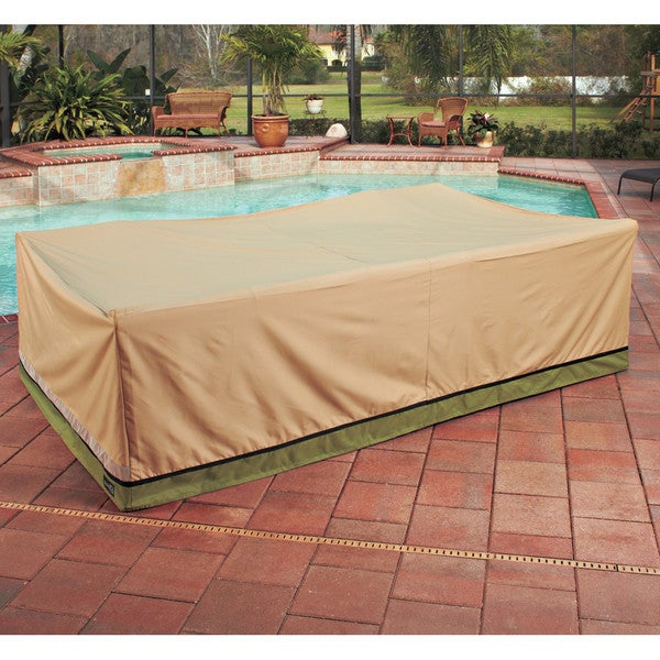Shop Patio Armor Signature Series Chat Set Table Cover
