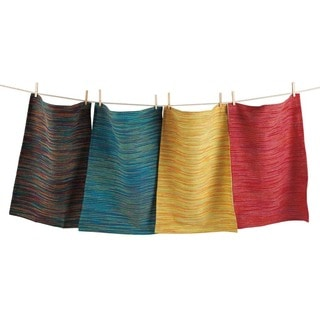 TAG Global Space Dishtowel Set of 4 Multi