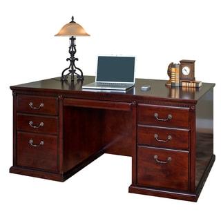 Havington Court Double-pedestal Executive Desk