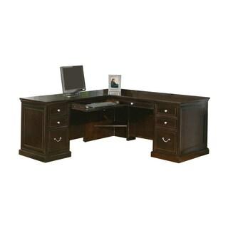 Forestville 68-inch L-shaped Desk