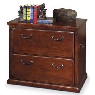 Havington Overbrook 2-drawer Lateral File Cabinet  sc 1 st  Overstock.com & Buy Legal Size Filing Cabinets u0026 File Storage Online at Overstock ...
