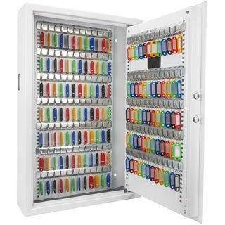 Barska 144-key Digital Keypad White Wall Key Safe