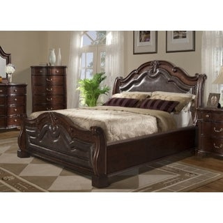 Picket House Tomlyn Sleigh King Bed