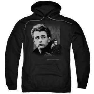 Dean/Not Forgotten Adult Pull-Over Hoodie in Black