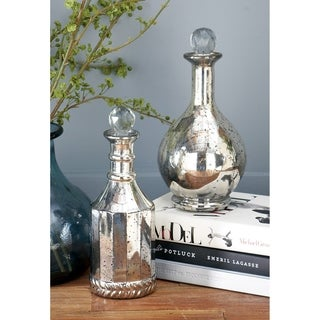 Astonishing Glass Stopper Bottle (Pack Of 3)