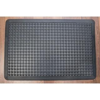 Doortex Black Bubble Anti-Fatigue Mat