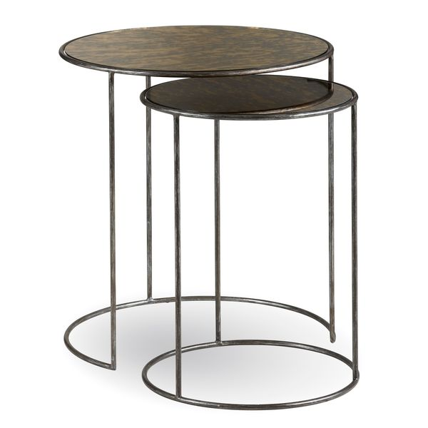 Beautiful A.R.T. Furniture Epicenters Williamsburg Nesting Tables