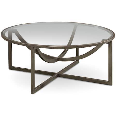 A.R.T. Furniture Epicenters Williamsburg Round Cocktail Table