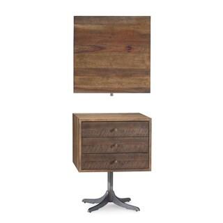 A.R.T. Furniture Epicenters Williamsburg Pedestal End Table