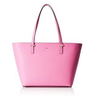 Kate Spade Cedar Street Small Harmony Rouge Pink Tote Handbag