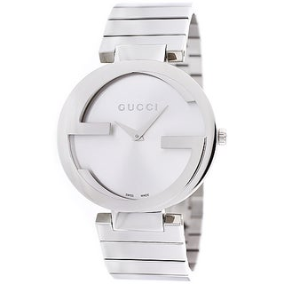 Gucci Women's YA133308 Interlocking Watches