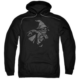 Masters Of The Universe/Orko Clout Adult Pull-Over Hoodie in Black