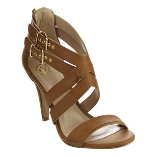 Beston Women's Strappy Heel Sandals