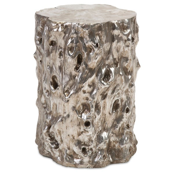 Daniel Silver Tree Stool Free Shipping Today Overstock