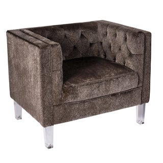 Valentina Tufted-back Accent Chair