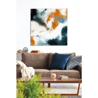 Mark Lawrence 'The Lord Who Heals You. Exodus 15:26' Giclee Stretched Canvas Wall Art