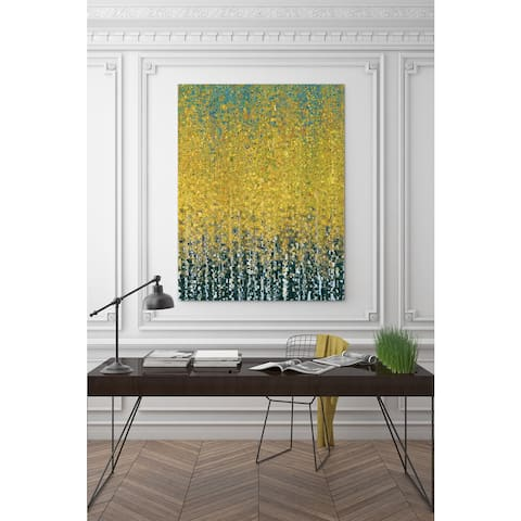 Mark Lawrence 'Your Light Has Come! Isaiah 60:1' Giclee Stretched Canvas Wall Art