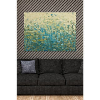 Mark Lawrence 'Fly Away. Psalm 55:6' Giclee Stretched Canvas Wall Art