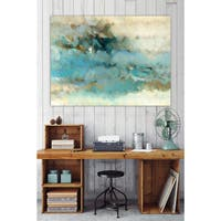 Mark Lawrence 'Chasing After The Wind. Ecclesiastes 1:14' Giclee Stretched Canvas Wall Art