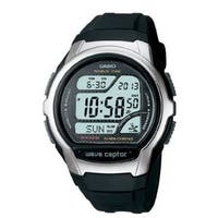 Casio Men's WV-58A-1AV 'Classic' Digital Black Rubber Watch