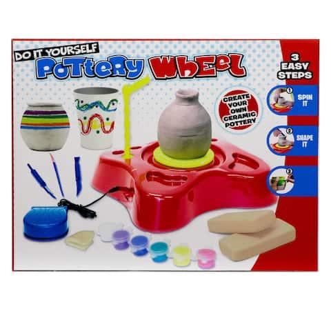 Gener8 Deluxe Pottery Wheel