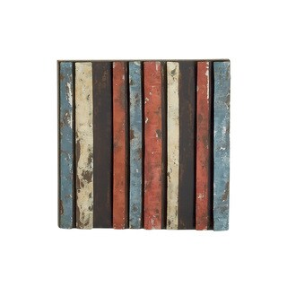 Multi-colored Metal Highly Artistic Abstract Wall Decor