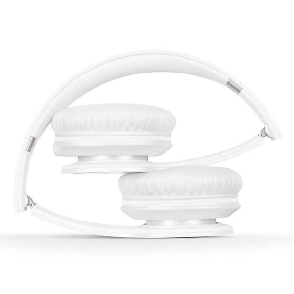 Shop Beats By Dre Solo Matte White Reconditioned Wired Headphones Overstock 11846020