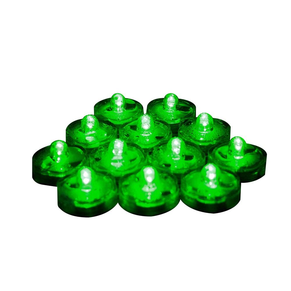 International Submersible LED Tea Lights (Pack of 10) (Cl...