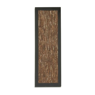 Marvelous Wood Bark Plaque