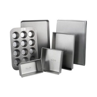 Bundy Family Company Stainless Steel 6-piece Bakeware Set