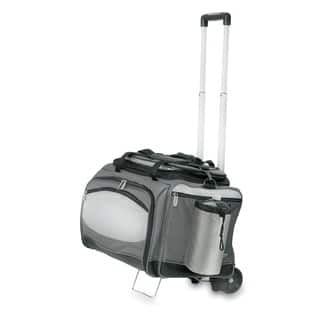 Picnic Time Vulcan Portable BBQ and Cooler Tote with Trolley|https://ak1.ostkcdn.com/images/products/11846066/P18748558.jpg?impolicy=medium