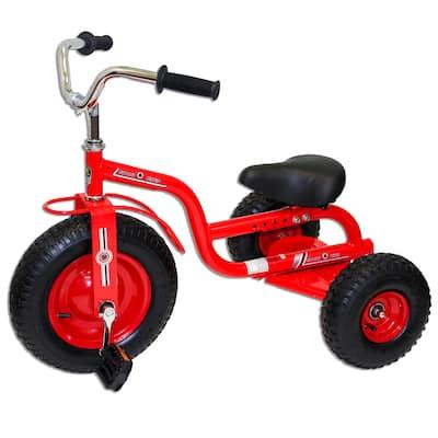 Gener8 Unisex Red Deluxe Tricycle