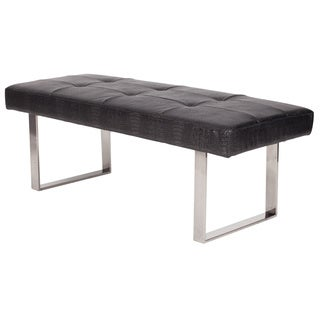 Chic Home Wayne Square-leg Bench