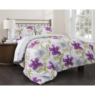 Dream Garden 3-piece Duvet Set
