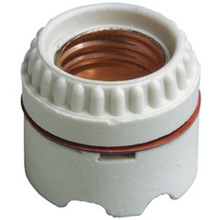 Leviton 012-09350 Lamp Holder 2-Piece