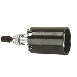 Leviton 014-4155-51 Turn Knob Lamp Sockets