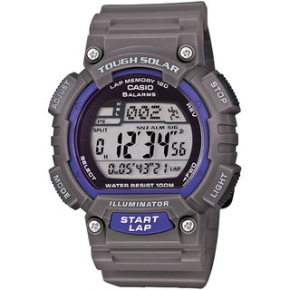 Casio MensTough Solar Runner Black Watch