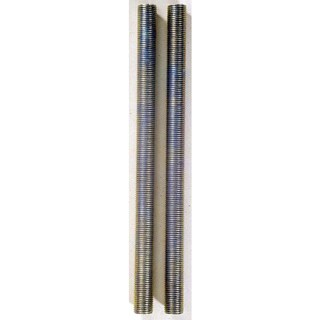 "Westinghouse 7060100 1-1/2"" Zinc Light Fixture Nipples"