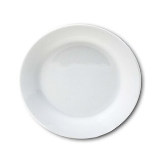 TAG Whiteware Small Appetizer Plate (Set of 4)