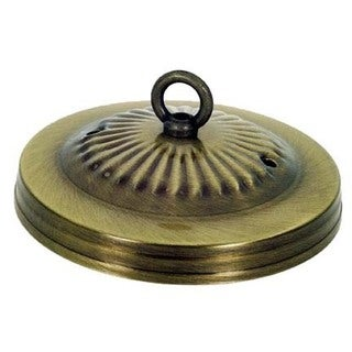 Westinghouse 7005200 Brass Canopy Kit