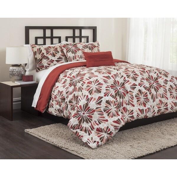 Gibson 5-piece Comforter Set