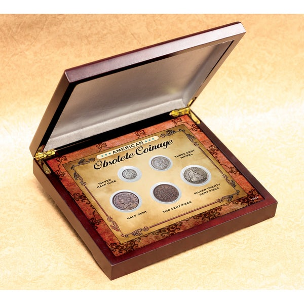 American Coin Treasures American Obsolete Coinage Collection