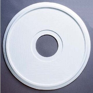 Westinghouse 10 in. Dia. Smooth Ceiling Medallion