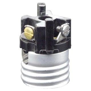 Leviton 050-08004-000 Medium Base Keyless Incandescent Socket