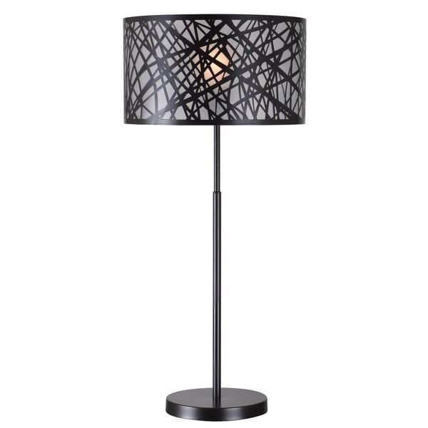 Design Craft Zag 28-inch Table Lamp