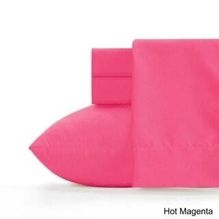 Crayola Soft Brushed Microfiber Sheet Set
