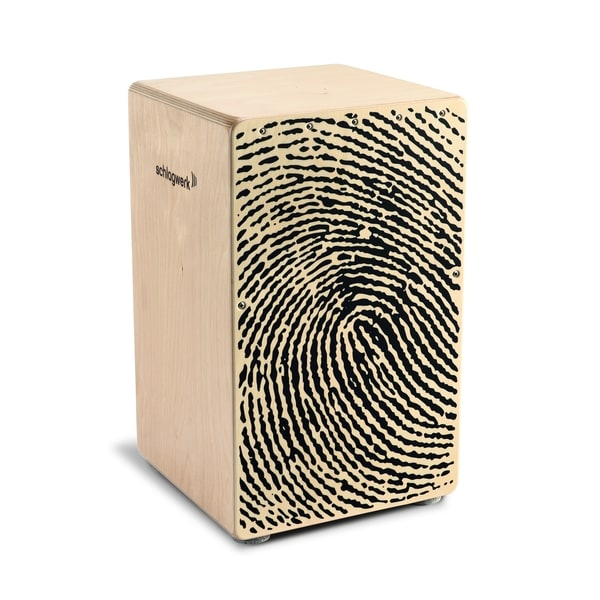 Schlagwerk CP107 X-One Series Fingerprint Design Cajon